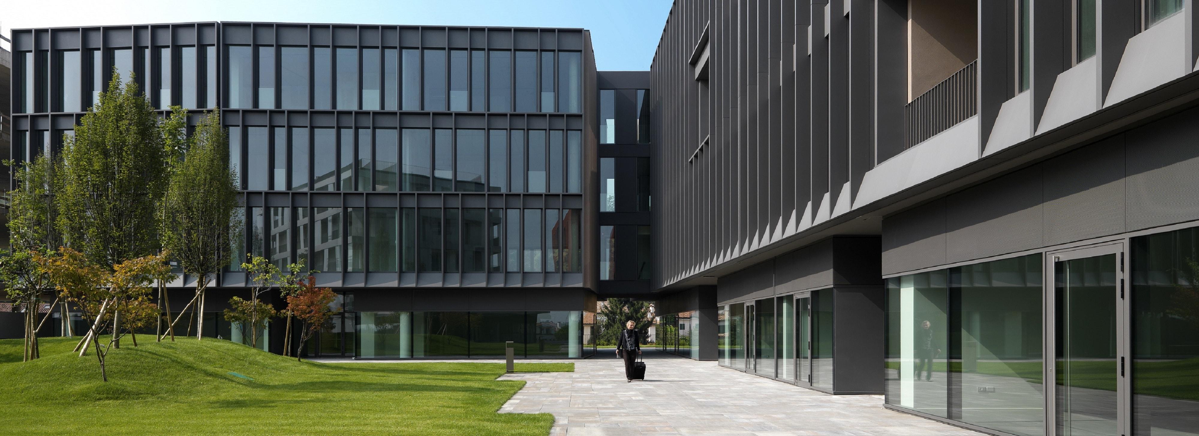 Le moderne tecnologie permettono di soddisfare ogni esigenza architettonica