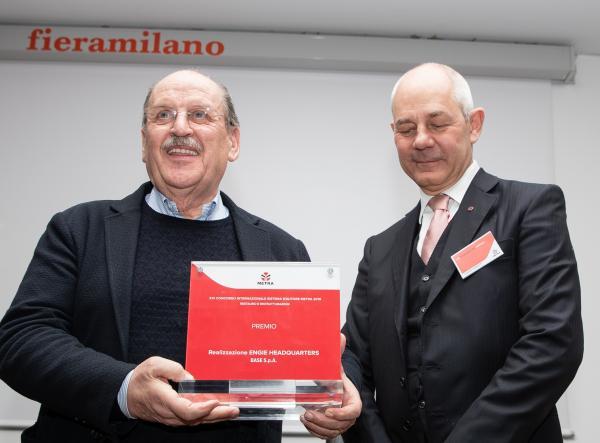 """Premio """"SISTEMA D'AUTORE 2019"""" al XXI Concorso Internazionale METRA"""