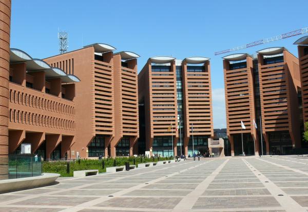 Piazza delle Istituzioni - Treviso